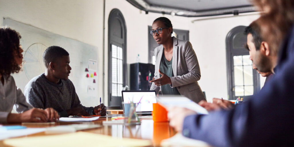 The Power of Coaching to Transform Africa