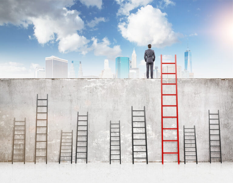 Transition 101: Is the Ladder You are Scaling Leaning on the Right Wall?